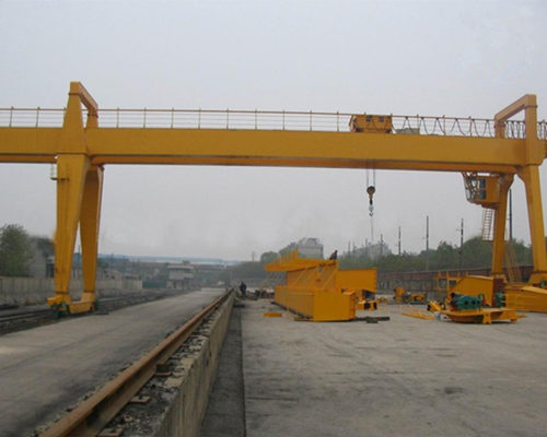 Ellsen gantry crane engineering in low price for sale