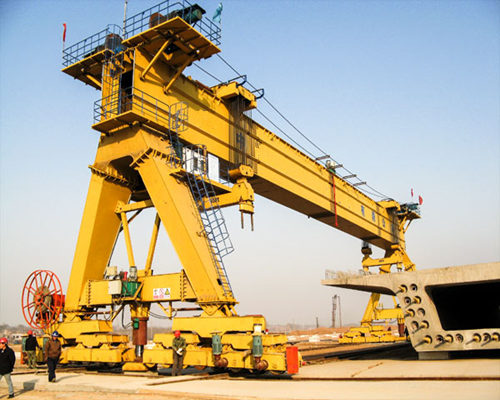 Ellsen large duty gantry crane for sale