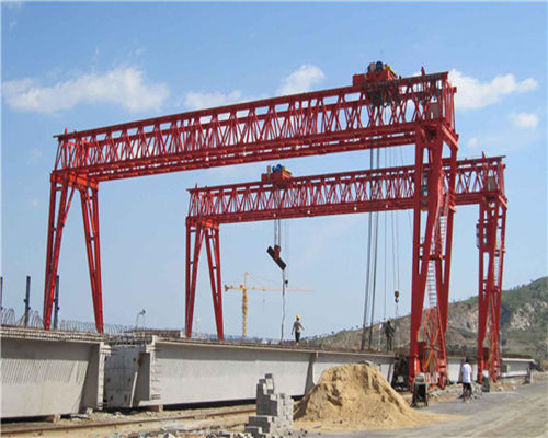 low price engineering gantry crane for sale