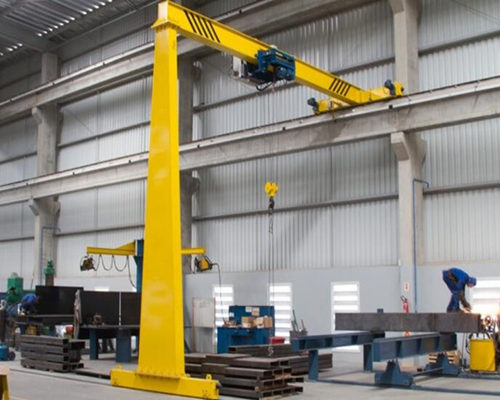 mini semi 3 ton gantry crane for sale