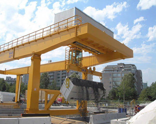 Ellsen monorail gantry crane for sale