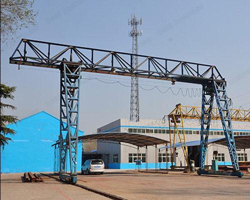 Ellsen truss beam gantry crane 3t for sale