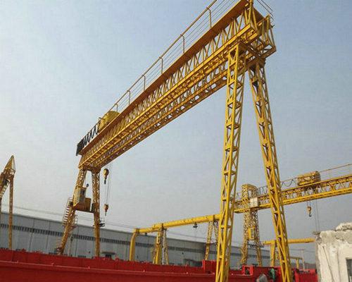 Ellsen truss girder gantry crane for sale