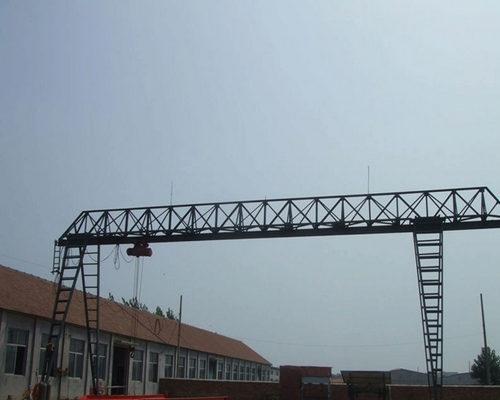 Ellsen truss structure gantry crane 20t for sale