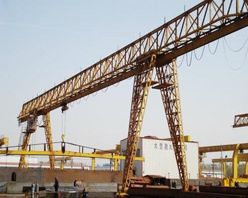 Ellsen truss structure gantry crane 20t in low price for sale