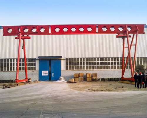 Ellsen truss type gantry crane for sale