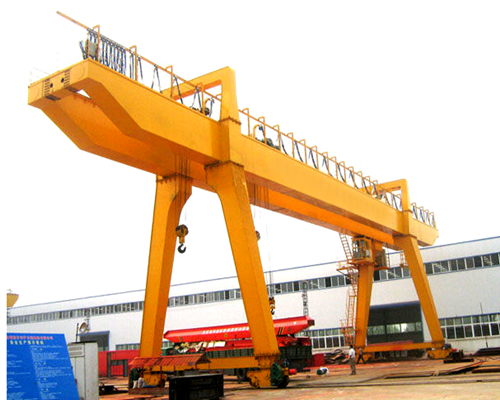 Heavy duty engineering gantry crane design for sale