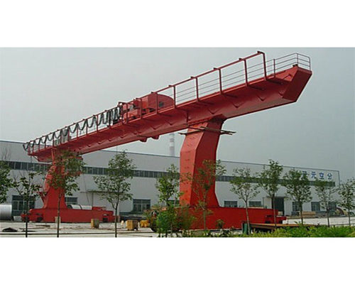 L mode great quality engineering gantry crane for sale