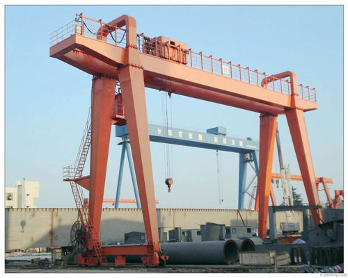 MG A type double girder mobile gantry crane for sale