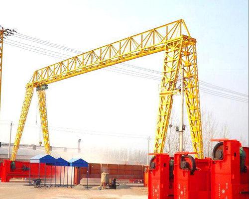 The difference between box girder and truss girder gantry crane