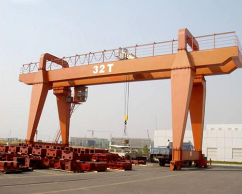 Well performance engineering gantry crane for sale