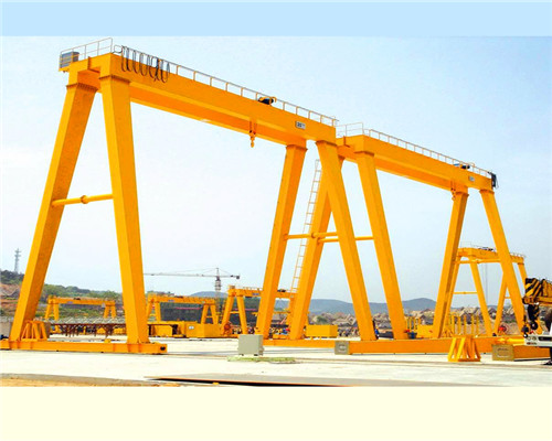advanced gantry crane production factory
