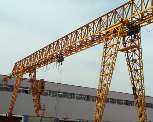 truss beam gantry crane