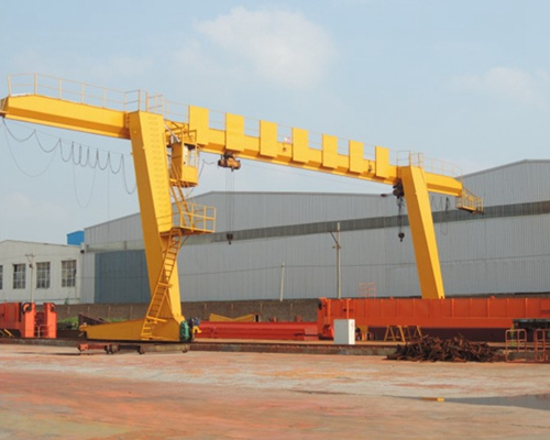 Low price 10 ton gantry crane for sale