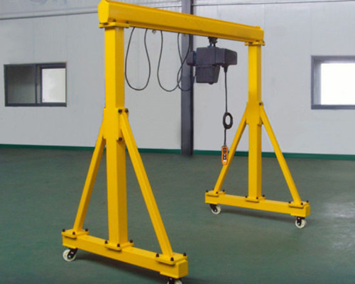 frame gantry crane for sale