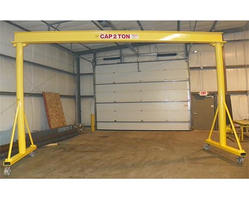 Excellent AQ-BMH type electric hoist gantry crane 2 ton for sale