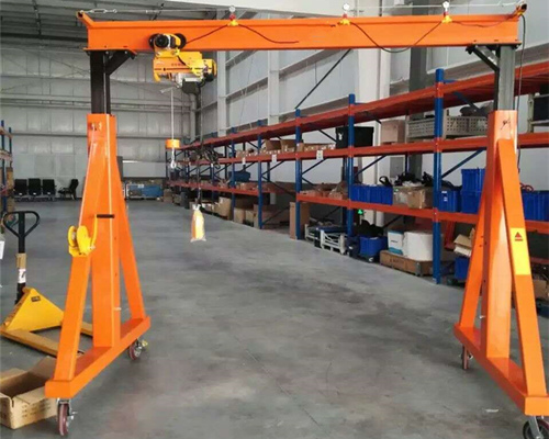 Excellent gantry crane with the lifting capacity from 1 ton to 5 ton