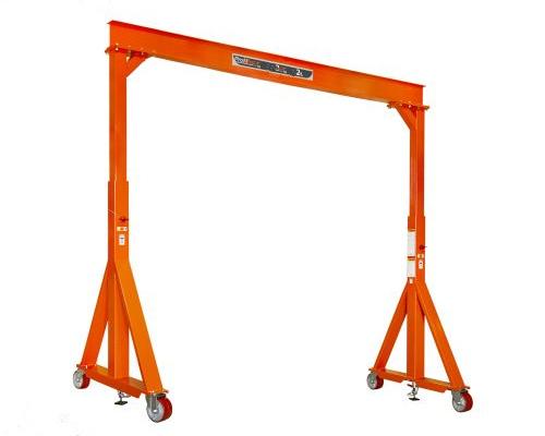 High Quality 2 Ton Gantry Crane for Sale