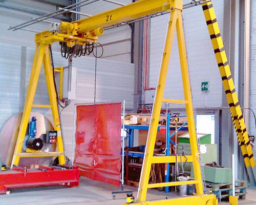 Excellent 2 ton gantry crane for sale
