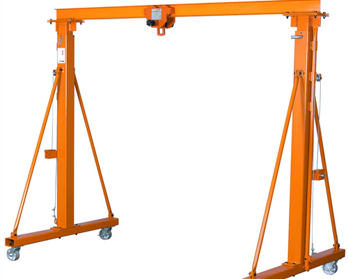 Excellent gantry crane 2 ton with high quality for sale
