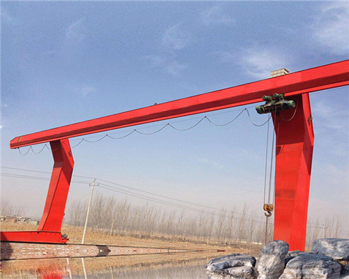 L type 20 ton gantry crane for sale