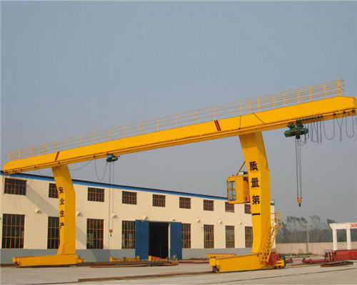 L type single girder 5 ton mobile gantry crane for sale