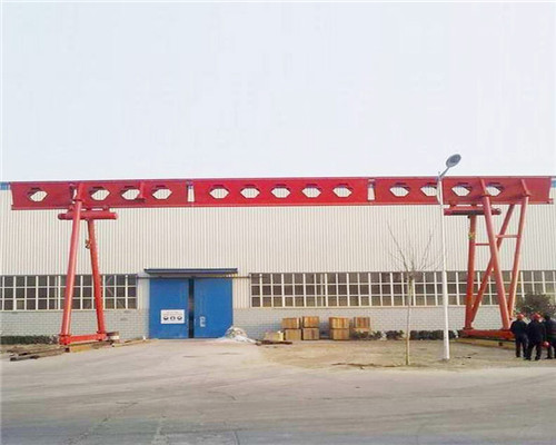 truss structure gantry crane 5 ton for sale