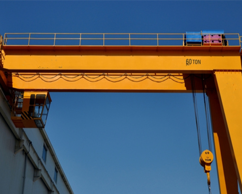 60 ton gantry crane systems