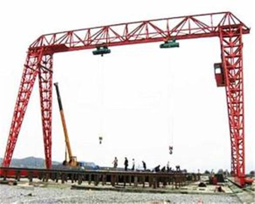good rail mounted gantry crane