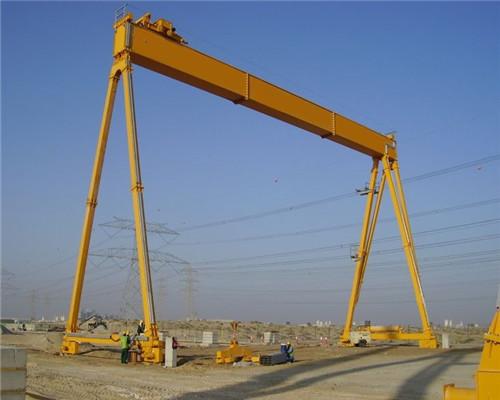 outdoor gantry crane