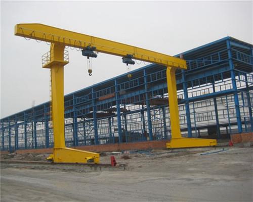 L Model Electric Hoist Gantry Crane For Sale