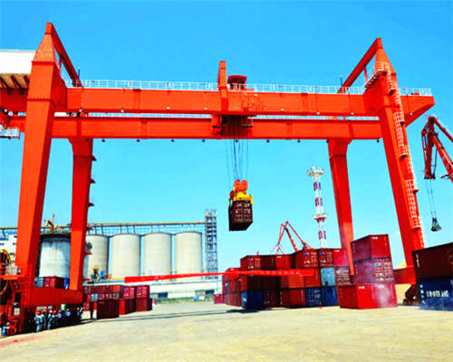 good rail mounted gantry crane