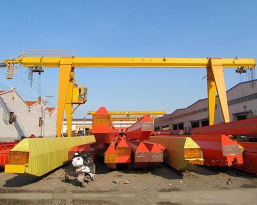 Single Girder 12 Ton Gantry Crane for Sale