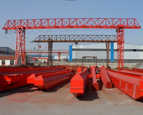 25 Ton Truss Gantry Crane for Sale