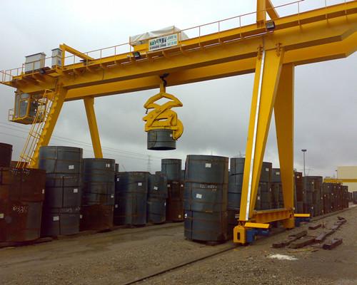 excellent gantry crane for sale