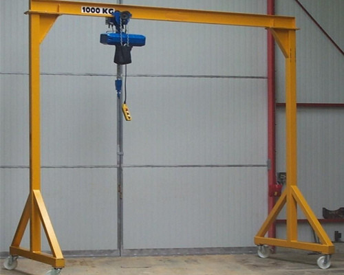 telescoping gantry crane for sale