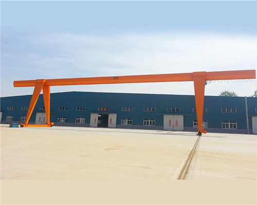 new 5t mobile gantry crane with low price for sale