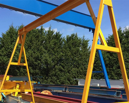 High quality frame gantry crane for sale