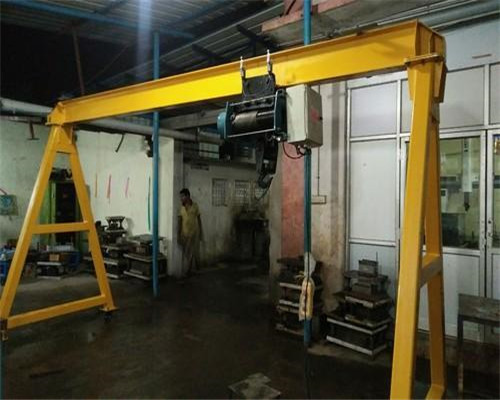 portable a frame gantry crane for sale