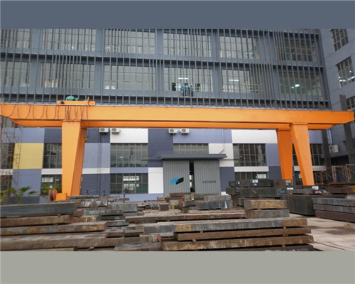double girder construction engineering gantry crane for sale