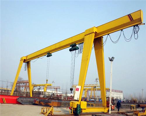 reliable 20 ton gantry crane for sale