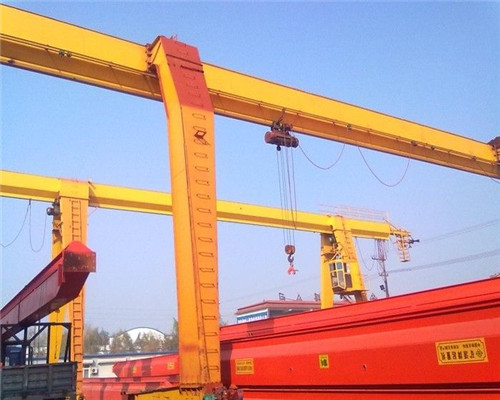 Professional 20 Ton Gantry Crane for Sale