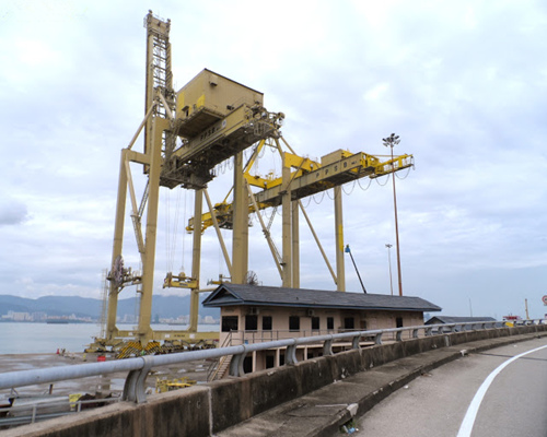 excellent quay gantry crane