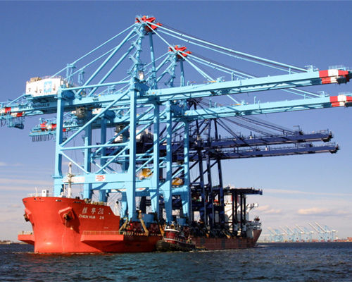ship gantry crane for business