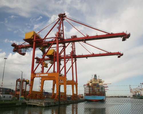 quay gantry crane for sale