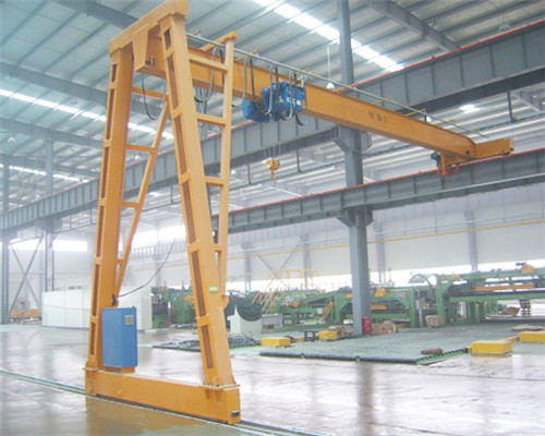 reliable semi gantry crane for sale