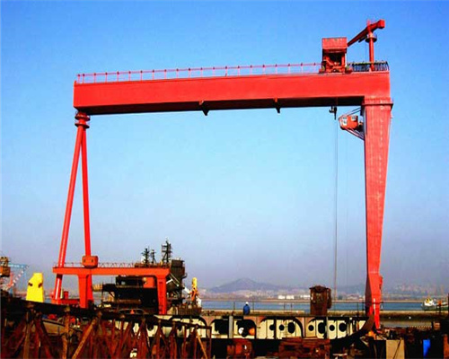 reliable gantry crane