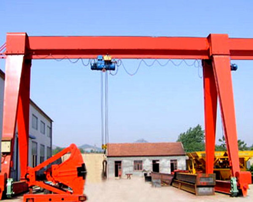 single girder 15 ton crane