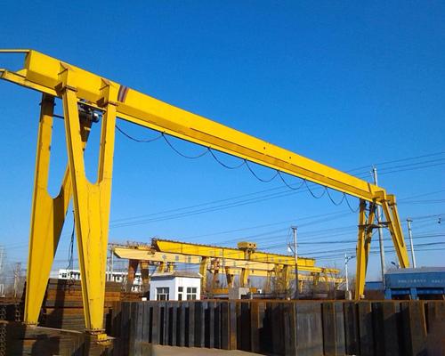 20 ton single girder gantry crane for sale