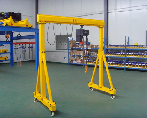 Portable Gantry Crane Supplier